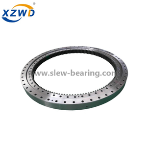 High Quality Xuzhou Wanda Three Row Roller (13 Series) Without Gear Slewing Ring Bearing