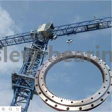 External Gear Maintain Slewing Bearing For Tower Crane