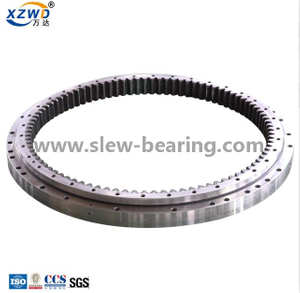 China Manufacturer of Roller And Ball Type Slewing Bearings with Low Price